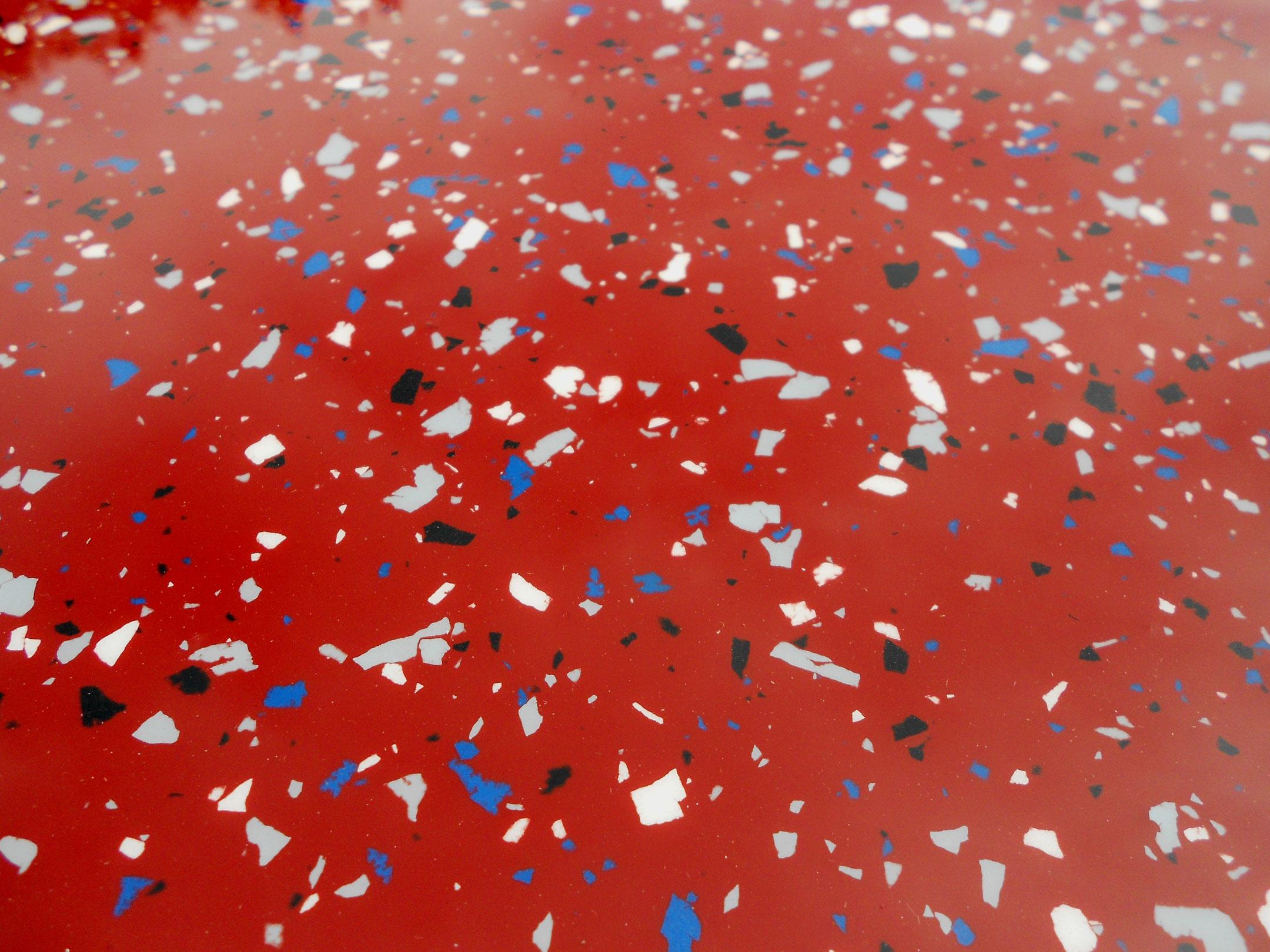 Garage Floor Paint Photo Gallery